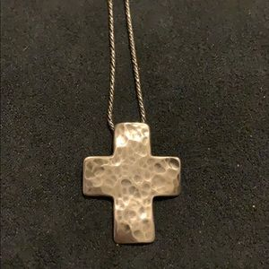 SILPADA rare retired cross